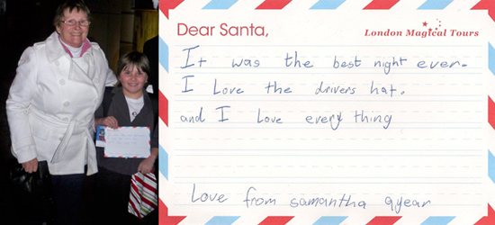 From Samantha, Age 9 (Australia)