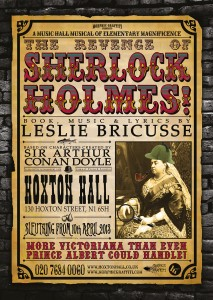 The Revenge of Sherlock Holmes - Now Showing!