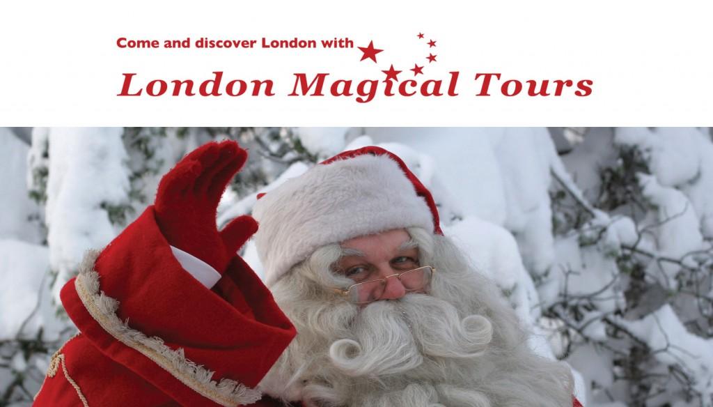 London Christmas 2013