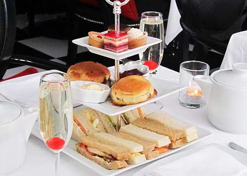 Traditional Afternoon Tea With Champagne Option