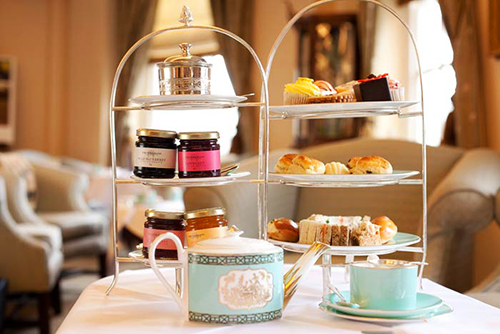 Typically British ... Afternoon High Tea
