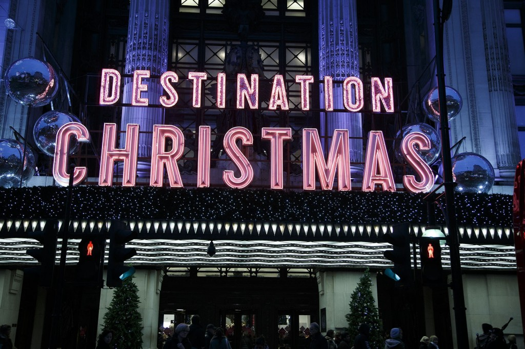 Destination Christmas