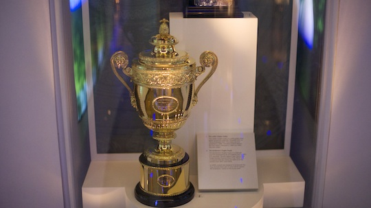 The Ultimate Prize in Tennis: The Wimbledon Lawn Tennis Championship Cup