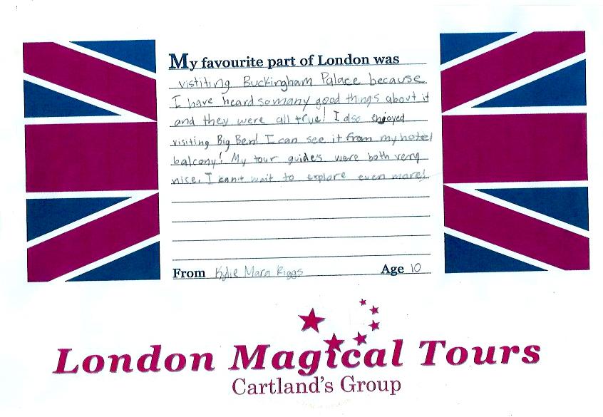 LMT Letter