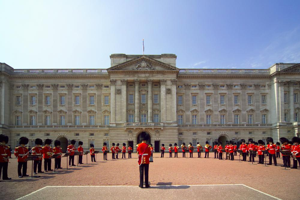Visit Buckingham Palace and look around at your leisure while the Royal Family are on their holidays