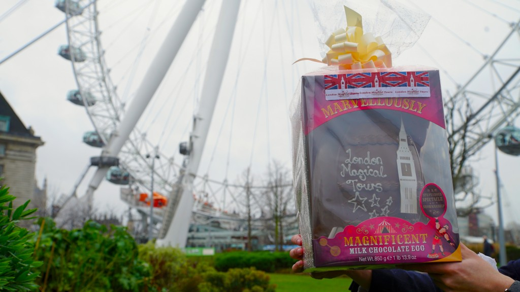 Easter Egg prizes galore with London Magical Tours