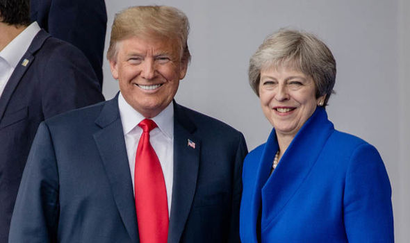 Donald-Trump-UK-visit-full-itinerary-Queen-Elizabeth-987674