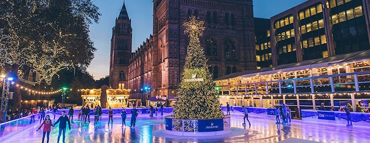 Christmas Ice Skating London.Christmas In London 2018 Things To Do London Tours