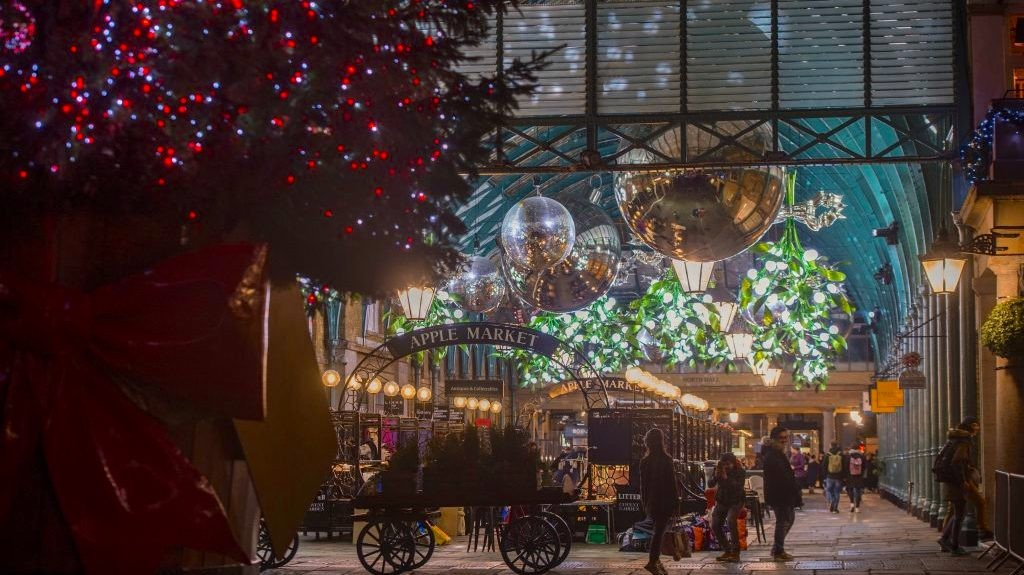 London Holiday Lights Tours 2019