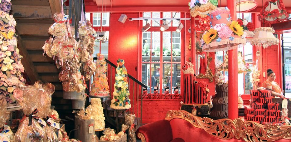 Choccywoccydoodah - the magical shop in London run by real-life Willy Wonkas.