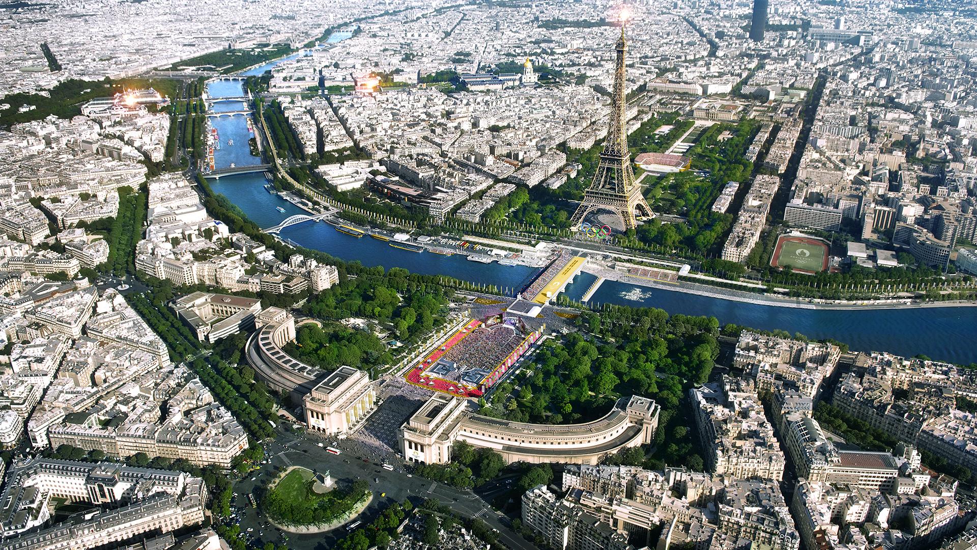 Credits: Paris 2024.org
